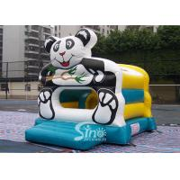 Indoor Panda Inflatable Bounce Houses Mini Jumping Castles for Sale