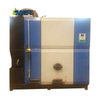 China Fully Automatic Small Industrial Steam Boiler For Textile Industry 93% Thermal Efficiency on sale