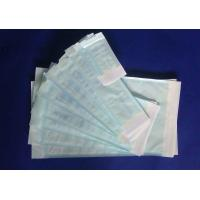 Medical Sterilization Pouches 90mm*260mm , Autoclave Pouches Self Sealing Manufactures