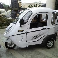 Passenger 60V Three Wheel Electric Tricycle Manufactures
