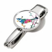 Novelty Design Metal Anniversary Gifts Promotional Custom Purse Hanger Manufactures