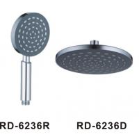 Douche Bathroom Shower Head Set Chrome Bronze Matt Finished Easy Operation Manufactures