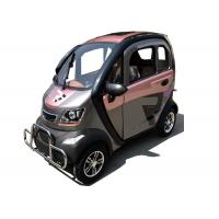60V Small EV Car 55Ah Lead - Acid Battery 60km Travel Range With 4 Wheels Manufactures