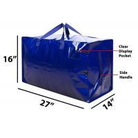 Big Travel Bag Grocery Shopping Tote, Promotion, Foldable, Reusable, Biodegradale, Fabric Woven Tote & Non-Woven Bag Manufactures