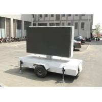 Full Color P10 Truck Mobile Led Display High Brightness Manufactures