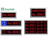 Dot Matrix Token LED Counter Display Bank Queue Number System Manufactures