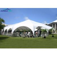 Buy cheap Big PVDF Tent Membrane Structure For Event Party / Car Parking Tensile Structure from wholesalers