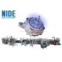Efficient Washing Machine BLDC Motor Assembly Line Manufactures
