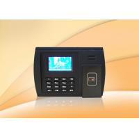 Proximity Card Time Rfid Attendance System Linux System Optional Wifi / Gprs Manufactures