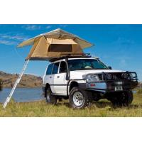 Easy On 4x4 Roof Top Tent Stainless Steel Pole Material For 2 Person Manufactures