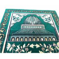 Muslim worship blanket gold and silver line new worship blanket Hui thickened mosque Haji Hajj Manufactures