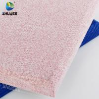 Polyester Fabric 0.95 Soundproof Absorption Panels Manufactures