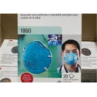 Buy cheap BFE 99% Cone Headband N95 Respirator Surgical Mask from wholesalers