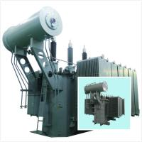 Quality Economic Step Up And Step Down Transformer 35 KV - 10000 KVA Double Column Safety for sale