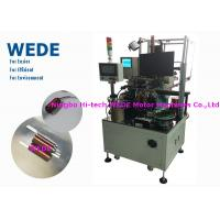 Auto Ferrite Core Insertion Coil Winding Machine For Miniature Circuit Breaker Manufactures