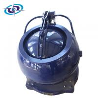 Buy cheap Four Caster Wheels Eod Storage Tank / Large Anti Explosion Proof Tank from wholesalers