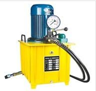 Double Action Electric Hydraulic Pump (ZCB-700AB-2) Manufactures