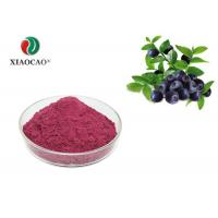 Buy cheap Pure Natural Freeze Dried Powder Spray Dried Blueberry Juice Powder from wholesalers