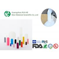 High Tear Strength Medical Grade Silicone Rubber Rapid Vulcanization Manufactures