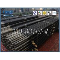 Integral Spiral Steam Boiler Fin Tube Carbon Steel / Stainless Steel Customized Manufactures