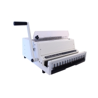 110V 240V Electric Wire Binding Machine 120W For Office Manufactures