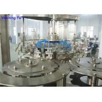 PLC Control Bottled Drinking Soft Drink Production Line 220V 50Hz 0.7Mpa Manufactures