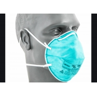 Buy cheap Surgical Respirator 3M 1860 1860s 8210 N95 Flat Fold N95 Face Mask from wholesalers