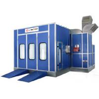 Infrared Car Spray Cabinet oven , Vehicle Spray Painting Booths with heating system Manufactures