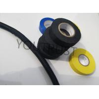 Buy cheap Non - Corrosive Adhesive Cloth Tape , Wire Harness Wrapping Fabric Cloth Tape from wholesalers