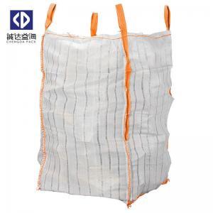 Buy cheap Breathable Mesh FIBC Bulk Bags 1300 KGS For Firewood / Onion / Potato from wholesalers