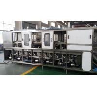 2000BPH 5 Gallon Bottle Washing Filling And Capping Machine Manufactures