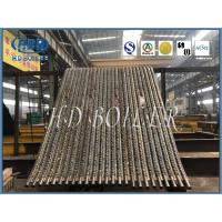 Pin Type Boiler Water Wall Tubes Industiral / Power Station Plant Using Manufactures