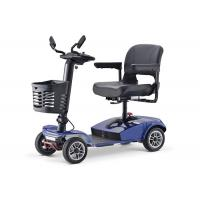 Handicapped Gas Powered Tricycle 110 CC Three Wheels Motorcycle 50 Km/H Max Manufactures