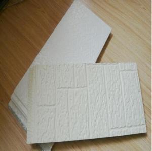 China Building Heat Insulation Panels Sandwich Panel Fire Proof Polyurethane Foam on sale