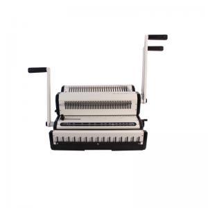 Multifunctional 140 300 Sheets Manual Desktop Binding Machine Manufactures