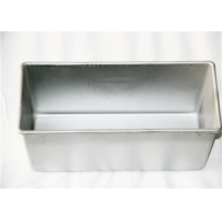 Rustproof 1000g 327x121x121mm Non Stick Loaf Pans Manufactures