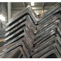 Unequal Steel Angle Bar ISO 9001 Standard For Transmisson Towers Manufactures