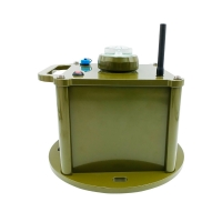 Attractive desgin airport built in 12.8v battery charging type multi purpose use lamps for airfiled heliport Manufactures