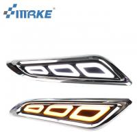 Car Fender Side Marker Lights Yellow Turn Signal Lamp Accessor For Nissan Patrol Manufactures