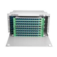 Drawer Type Optical Fibre Frame Networking ODF For Telecom Network Manufactures