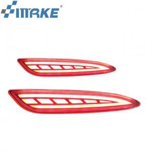 Car Rear LED Bumper Backup Lights Dynamic 12v For Mazda 3 Mazda6 Atenza DC 12V Manufactures