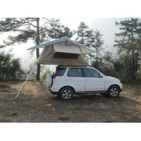 2.3m Ladder Family Size Roof Top Tent Easy To Open With Shoe Bag / Large Window Manufactures