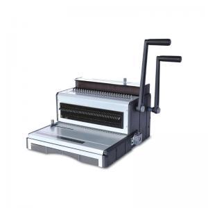 Wire 3/1 Wire 2/1 Multifunctional Desktop Binding Machine Manufactures