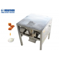10S Small Onion Processing Equipment Red Onion Peeling Machine Green Onion Peeler Manufactures