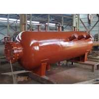Coal High Efficiency Water Tube Hrsg Steam Drum Manufactures