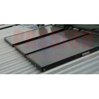 Buy cheap High Performance Swimming Pool Blue Coating All Copper Flat Plate Solar from wholesalers