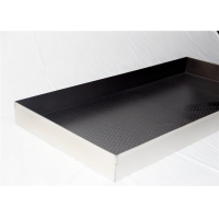 Non Stick 1.5mm 785x400x30mm Non Toxic Baking Sheets Manufactures