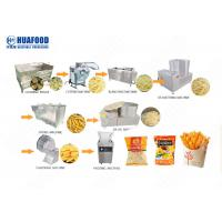 100 kg/h Automatic French Fry Machine Plant French Fries Machine Turkey Manufactures