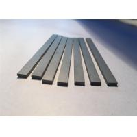 Metal Cutter Tungsten Carbide Strips  High Elastic Modulus Suitable For Treating Solid Wood Manufactures