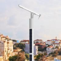 Buy cheap 6 Meters Solar Powered Pole light Smart Control System for option 12000 Lumen from wholesalers